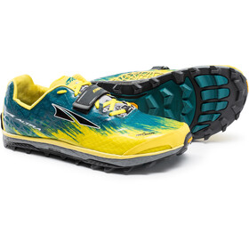 Altra M's King MT 1.5 Trail Running Shoes yellow